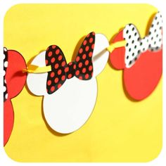 Minnie Mouse Birthday Party Ideas   Photo 1 of 98