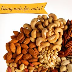 Health scare: Nuts are often referred to as nature's fast food. They contain good fats and are considered to lower cholesterol. Thus you may be encouraged to snack on these but these fatty little guys have a high calorific value. Try to moderate intake of cashews and almonds as they have the highest calories.  Health care: Use nuts like walnuts, pine nuts and macadamias as a rotation snack (once a week). This way you will get the essential nutrients and not gain weight rapidly.