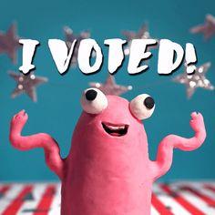 Afbeeldingsresultaat voor voted gif