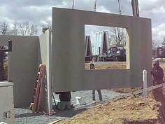 Superior walls xi precast concrete foundation system for Superior wall system
