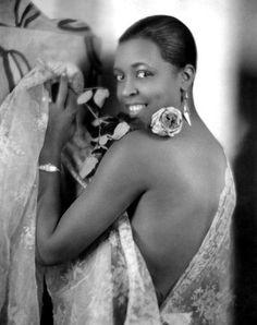Ethel Waters blues singer 1930s