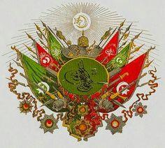 Orduda üst düzey görevliler tarafından üstünlük sembolü olarak kullanılan çift taraflı teber