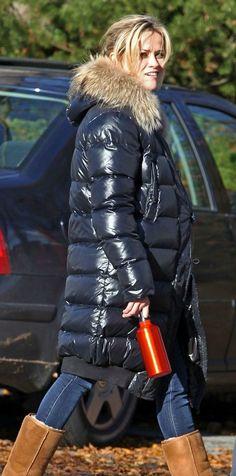 182 best celebs images down puffer coat nylon stockings nylons rh pinterest com