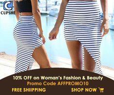 Shop Fashion and Beauty @CupShe