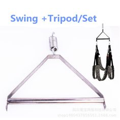 59.90$  Watch now - http://ali54k.worldwells.pw/go.php?t=32719295907 - Adult Sex Swing and Tripod Kit Erotic Toys Sex Products Luxury Love Swing Chairs,Fetish Sex Toys Swing  Sex Furniture