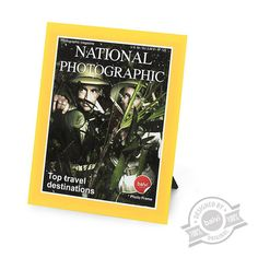Frame National Photographic 15x20 acrilic - Balvi