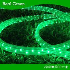 120v 2 wires green led rope light120v led neon rope lightled neon 150ft 220v flat green led rope light220vflatgreen led rope light aloadofball Image collections