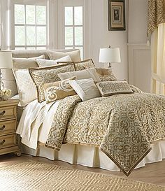 Perfect Reba Lucerne Bedding Collection #Dillards
