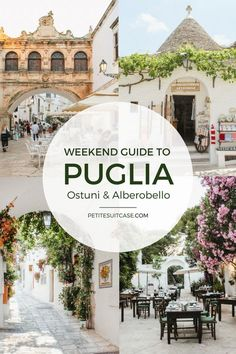 Travel Guide to Puglia: Ostuni and Alberobello. Where to eat in Puglia, what to do and where to stay.