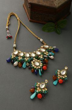 Antique Jewellery Designs, Fancy Jewellery, Stylish Jewelry, Fashion Jewelry, Jewellery Photo, Women Jewelry, Unique Jewelry, Jewelry Design Earrings, Necklace Designs