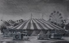 Vintage Circus Tent   Current, upcoming and past exhibitions at Flinders Lane Gallery