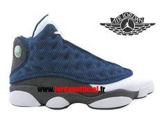 info for 9f7ec 40771 Air Jordan 13 Retro Flint 2010 Release - Chaussures Baskets Offciel Pas  Cher Pour Homme Bleu