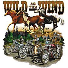 Biker T-shirt - Wild as the Wind Western Tee Biker T-shirts Biker T-shirt - Wild as the Wind Western Shirt Image Size: 10 X 12 Available in small, Biker Wear, Vintage Biker, Biker Shirts, Western Shirts, Cool Shirts, Custom Shirts, Screen Printing, Westerns, Indian