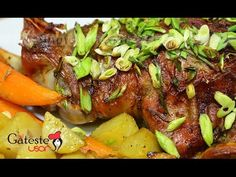 Reteta de Pulpa de Miel cu Legume la cuptor Carne Asada, Pot Roast, Ethnic Recipes, Youtube, Food, Honey, Food Recipes, Meal, Eten