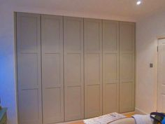 Fitted wardrobes Sheen