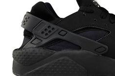 Nike Huarache Black Mens