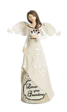 Elements Bless This Home Angel Figurine by Pavilion, 12-Inch ...