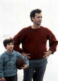 Ross Malinger and Tom Hanks, Sleepless in Seattle