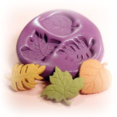 Kawaii flexible silicone mold