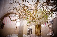 wedding center pieces by francisflowers.it