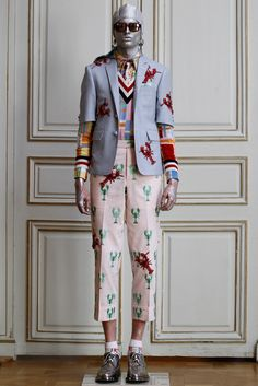 f6f756b3789 Thom Browne 2013 Spring Summer Collection