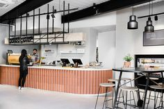 Poacher & Hound's earthy interiors offer a welcome sanctuary in the Melbourne suburb of Mount Waverly...