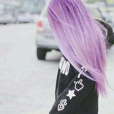 75 Crazy Pastel Hair Color Ideas For Unique Hairstyles summer hair inspiration, summer haircolor, su Hair Color Purple, Hair Dye Colors, Blonde Color, Cool Hair Color, Blue Hair, Purple Ombre, Violet Hair, Pastel Purple Hair, Green Hair