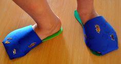 yom kippur shoes