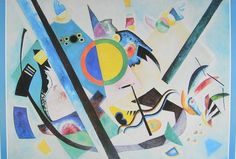Composition No. 238 by Wassily Kandinsky