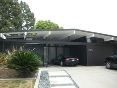 Orange County Structure: Mid-Century Modern Eichler Houses in the City of Orange