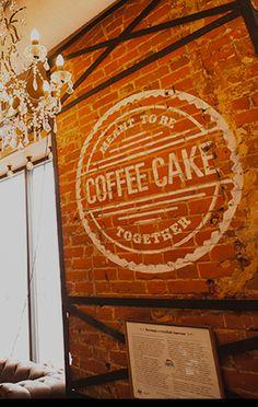 Coffee Cake  by Cross Art Studio, г. Нижний Новгород,  ул. Большая Покровская,д. 2