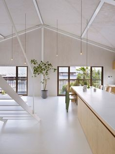 House in Yoro by Airhouse Design Office | HomeDSGN, a daily source for inspiration and fresh ideas on interior design and home decoration.