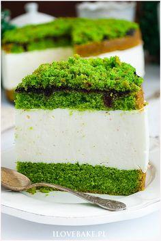 Ciasto szpinakowy serek - I Love Bake