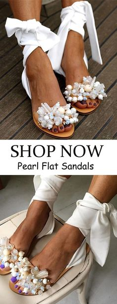 Bridal Footwear, Bridal Shoes, Wedding Shoes, Walk In Love, Walk This Way, White Sandals, Flat Sandals, Casual Boots, Women's Casual