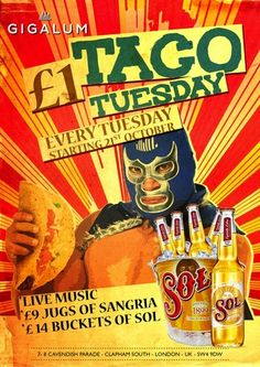 Open Mic at Gigalum, 7-8 cavendish parade, london, SW4 9DW, United Kingdom On Tuesday September 23, 2014 at 7:00 pm (ends Tuesday September 23, 2014 at 11:00 pm) Open Mic Night Every Tuesday at Gigalum, free entry This event has been attracting so much of London's best musical talent that even BBC's The Voice have been sending down talent scouts. Price: free, Category: Live Music