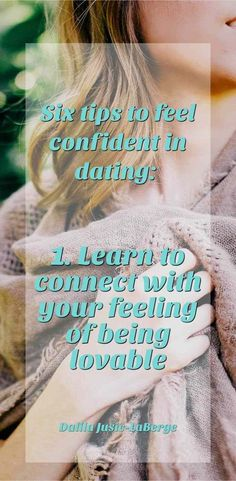 Feeling insecure dating after divorce