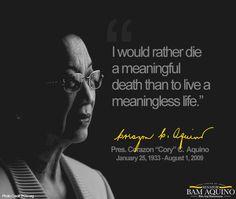 5th Death Anniversary of former Pres. Cory Aquino