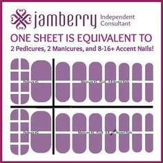How to get the most out of your Jamberry Nail Wraps.--Terri Kojeszewski    http://tkojeszewski.jamberrynails.net/