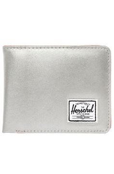 Herschel Supply Co. Wallet The Roy in 3M Silver
