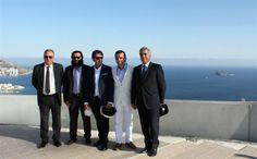 El alcalde de Benidorm recibe a un grupo inversor saudí que negocia la adquisición del edificio InTempo