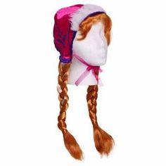Disney Frozen Anna's Snow Cap & Braids are 53% off just $7.00!