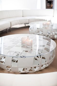 eae6f0da5ac sleek modern coffee table I adore these getting a couple for my new  seamless