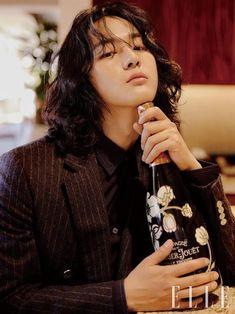 Yang Se Jong To Guest in Romantic Doctor 2 - Chingu to the World Cute Korean, Korean Men, Asian Actors, Korean Actors, Yoon Shi Yoon, Romantic Doctor, Takuya Kimura, Long Curls, Kim Woo Bin
