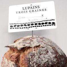 Identité visuelle de la marque Lupains - design graphique agence Les Bons Faiseurs