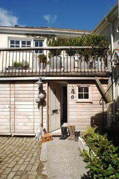 Luxury self-catering holiday home Mousehole