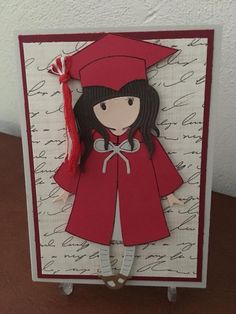 Graduation Cards Handmade, Karten Diy, Making Greeting Cards, Cricut Cards, Congratulations Card, Pop Up Cards, Card Tags, Baby Cards, Creative Cards
