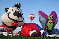 Gatineau Hot Air Balloon Festival - Photos