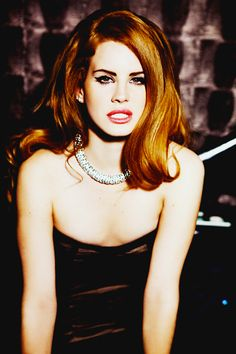 Lana Del Rey: Hair and Make Up Perfection