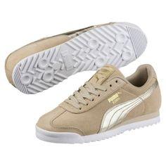 Roma Basic Metallic Safari Women s Sneakers 9fd8a578d