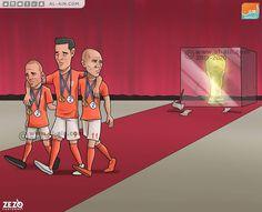"ZEZO CARTOONS on Instagram: ""Sneijder the last who retired from the Netherland's Golden Trio #شنايدر آخر المعتزلين من ثلاثي #هولندا الذهبي"" Golden Trio, Arsenal, Family Guy, Cartoon, Guys, Fictional Characters, Cartoons, Boyfriends, Comic"